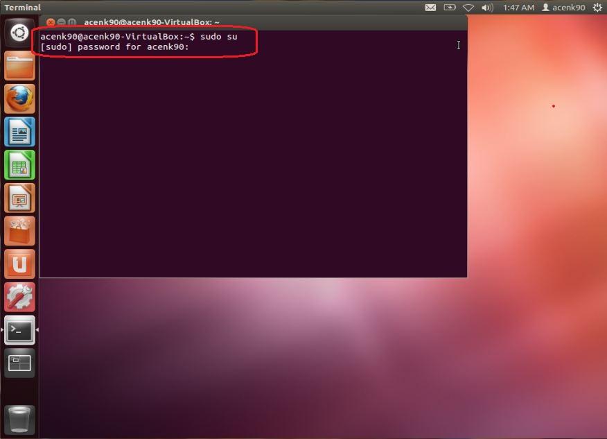 Melihat ip address di linux ubuntu
