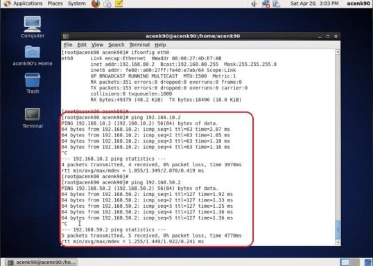 Konfigurasi PC router pada Debian 6   Budi Setiadji